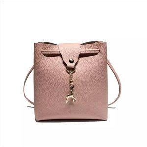 Handbags - Blush pink crossbody purse